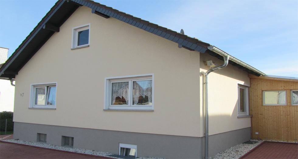 Einfamilienhaus Wölfersheim